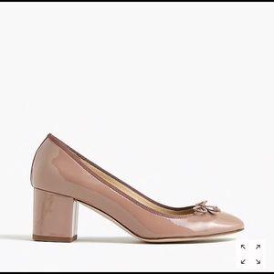 Evie Ballet Block Heel